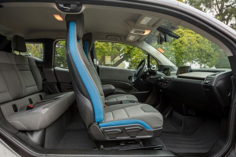 BMW i3 2017 price $19,990