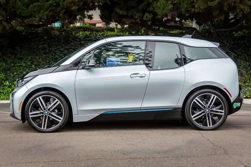 BMW i3 2015 price $13,700