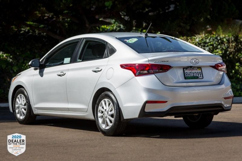 Hyundai Accent 2018 price $12,900