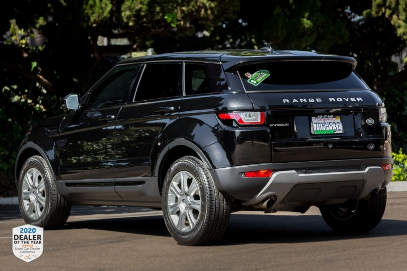 Land Rover Range Rover Evoque 2016 price $27,990