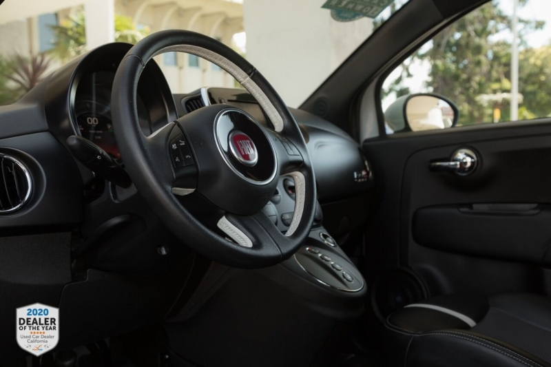 FIAT 500e 2017 price $8,700
