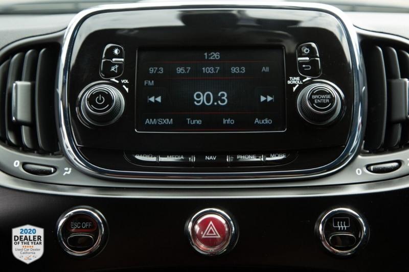 FIAT 500e 2017 price $8,400