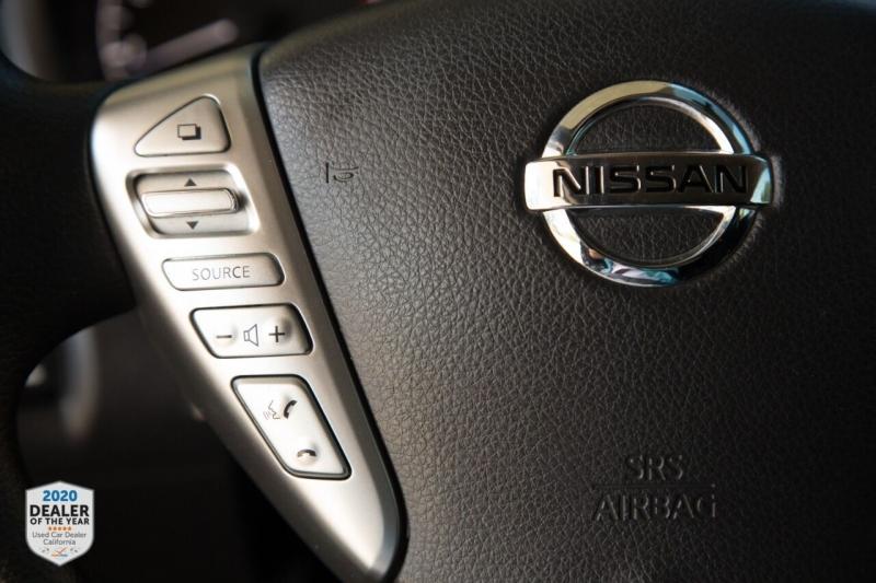 Nissan Sentra 2017 price $12,800