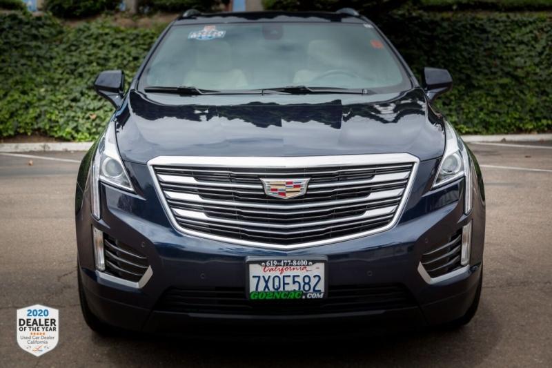 Cadillac XT5 2017 price $26,890