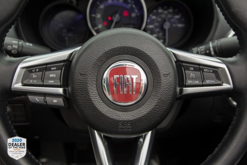 FIAT 124 Spider 2017 price $17,900