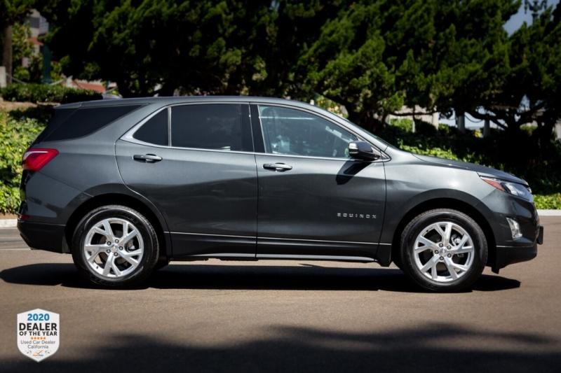 Chevrolet Equinox 2018 price $18,690