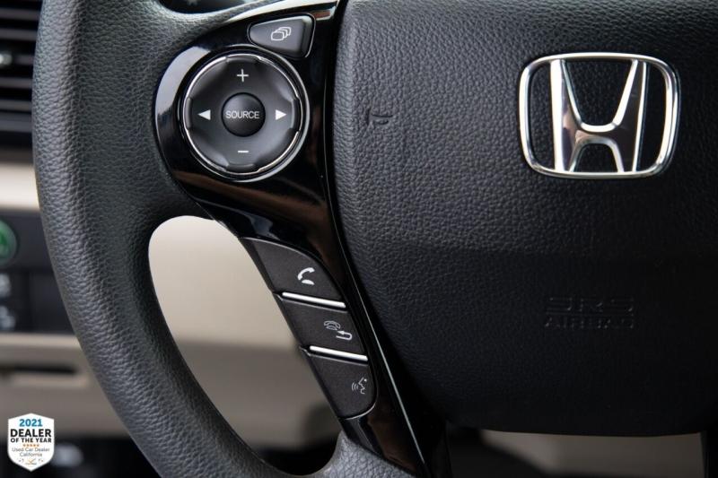 Honda Accord 2017 price $22,700