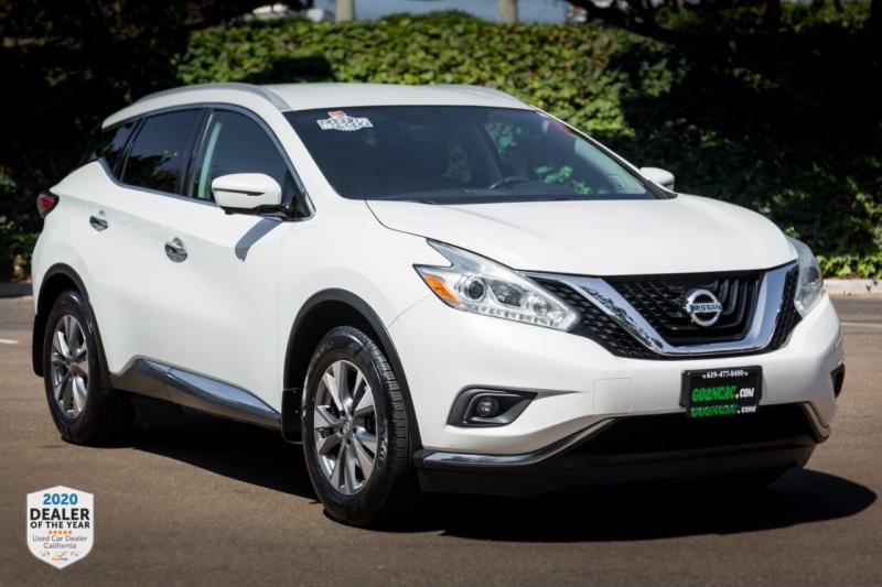 Nissan Murano 2016 price $17,990
