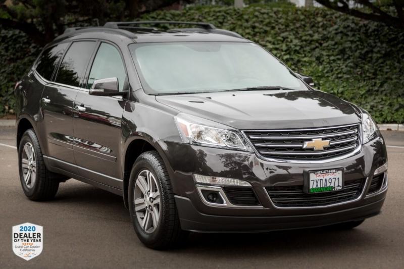 Chevrolet Traverse 2017 price $21,990