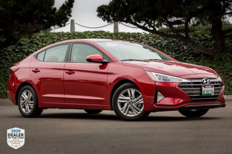 Hyundai Elantra 2019 price $13,990