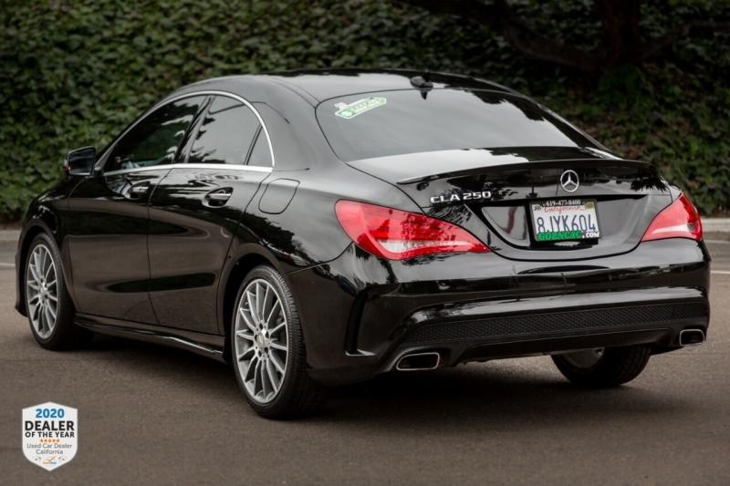 Mercedes-Benz CLA 2016 price $19,400