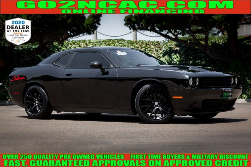 Dodge Challenger 2017 price $23,990
