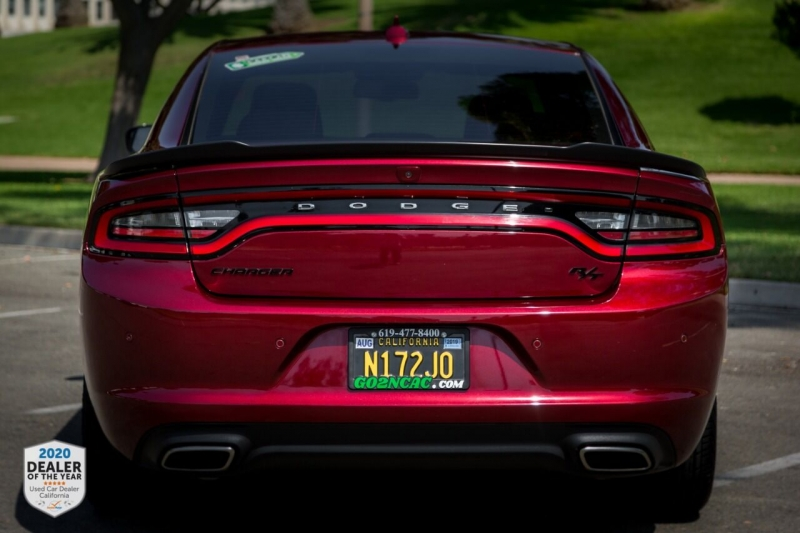 Dodge Charger 2018 price $27,900