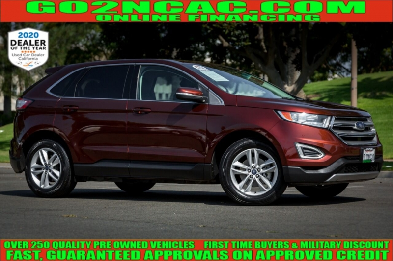 Ford Edge 2015 price $16,525