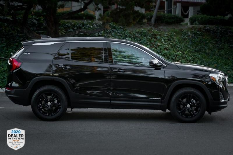 GMC Terrain 2018 price $21,990