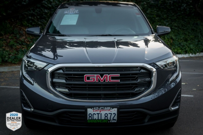 GMC Terrain 2018 price $19,700