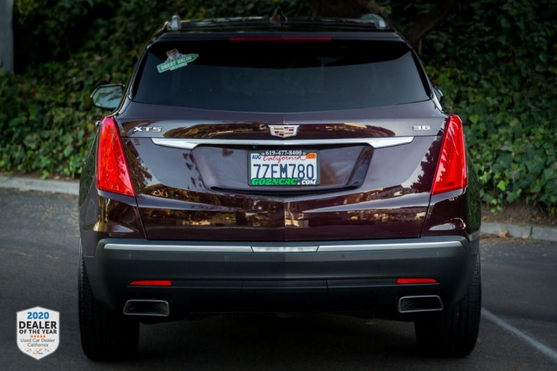 Cadillac XT5 2017 price $24,497