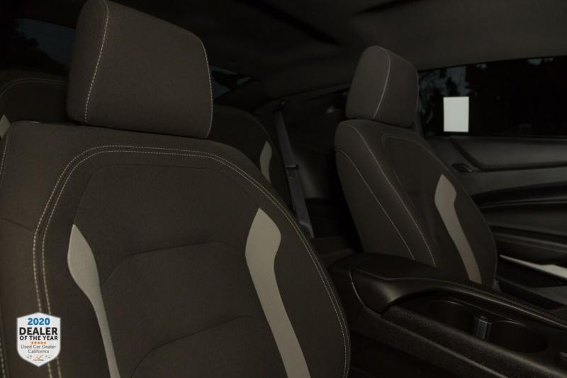 Chevrolet Camaro 2016 price $20,940