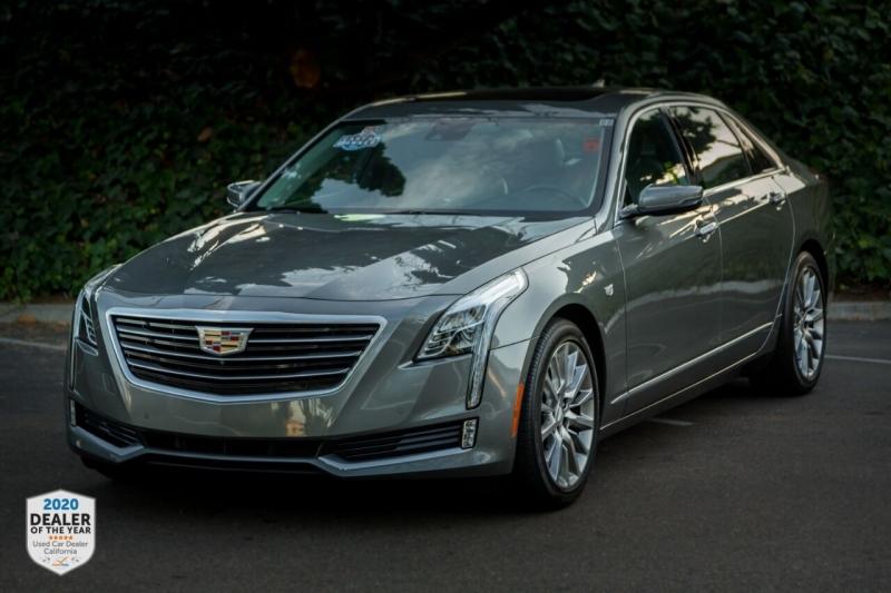 Cadillac CT6 2017 price $38,999