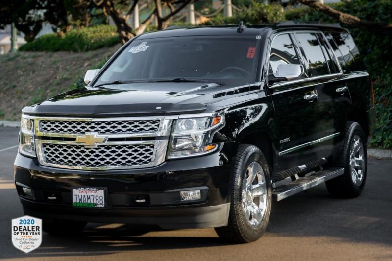 Chevrolet Tahoe 2016 price $37,700