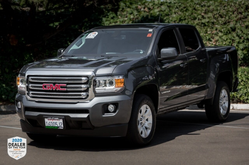 GMC Canyon 2017 price $26,700