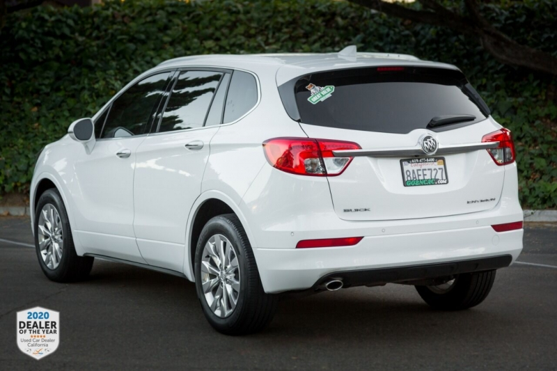 Buick Envision 2017 price $21,900