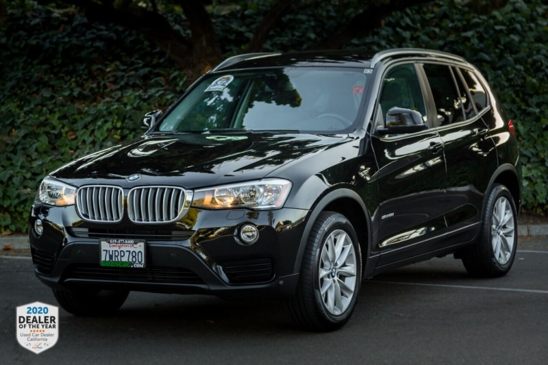 BMW X3 2017 price $22,500