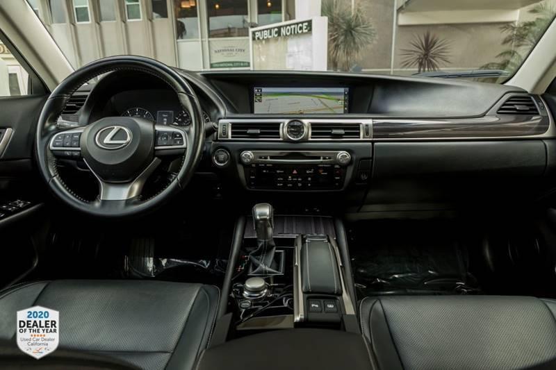 Lexus GS 350 2016 price $30,700