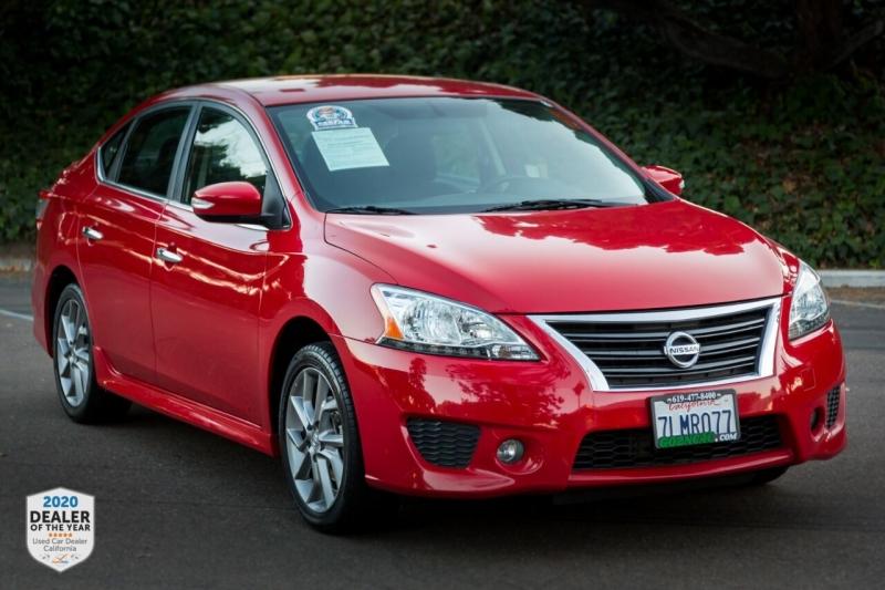 Nissan Sentra 2015 price $9,900