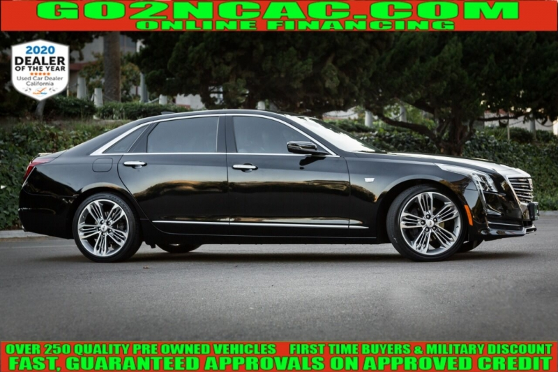 Cadillac CT6 2017 price $29,990