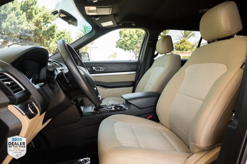 Ford Explorer 2017 price $19,900
