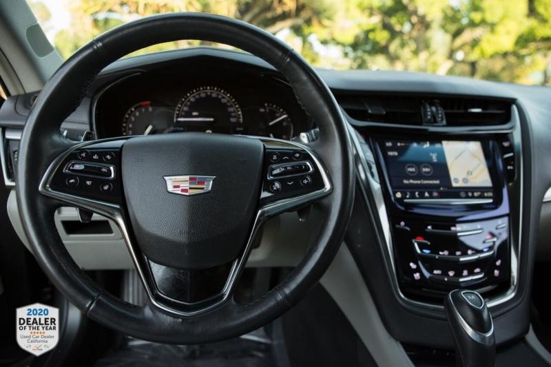Cadillac CTS 2018 price $26,990