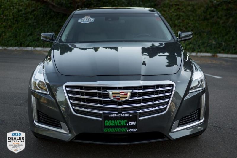 Cadillac CTS 2018 price $26,700
