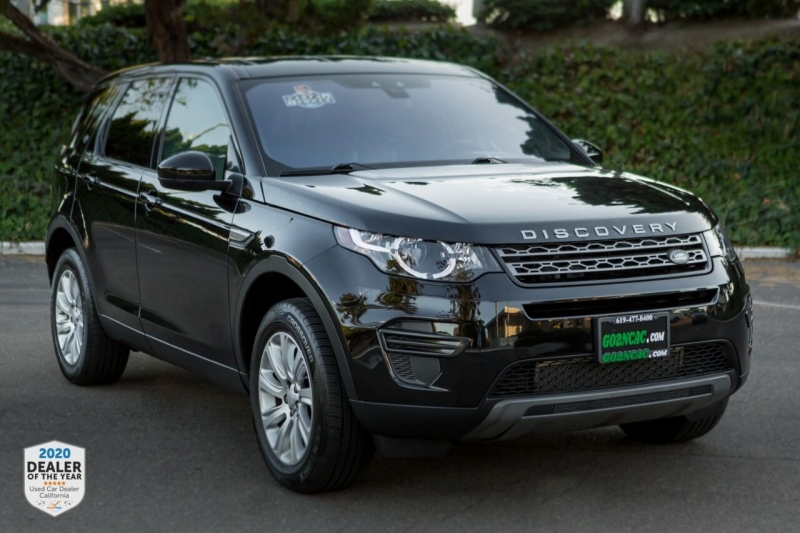 Land Rover Discovery Sport 2017 price $25,397