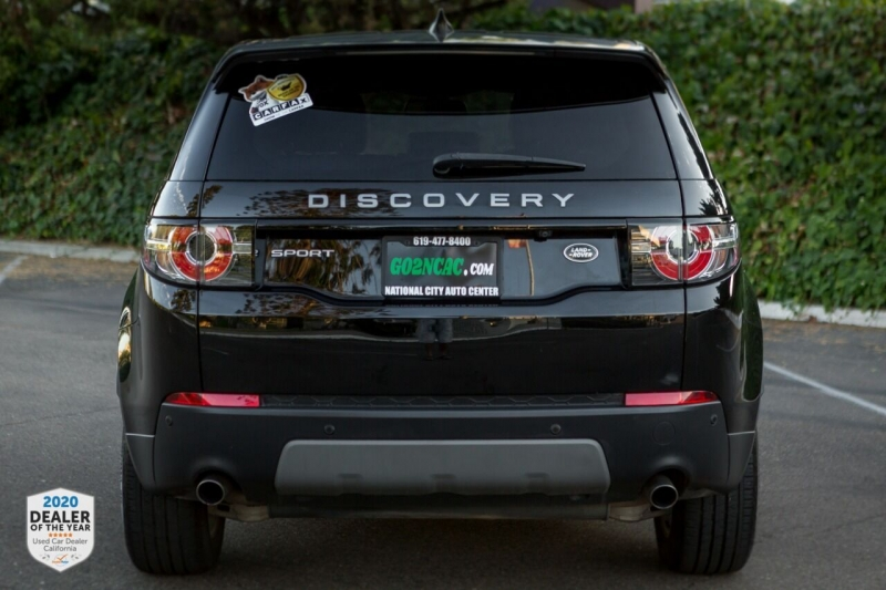 Land Rover Discovery Sport 2017 price $26,700