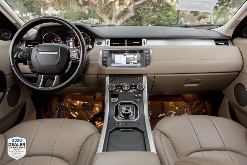Land Rover Range Rover Evoque 2017 price $29,965