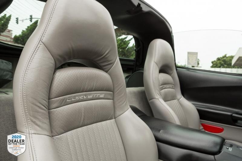 Chevrolet Corvette 2004 price $17,498