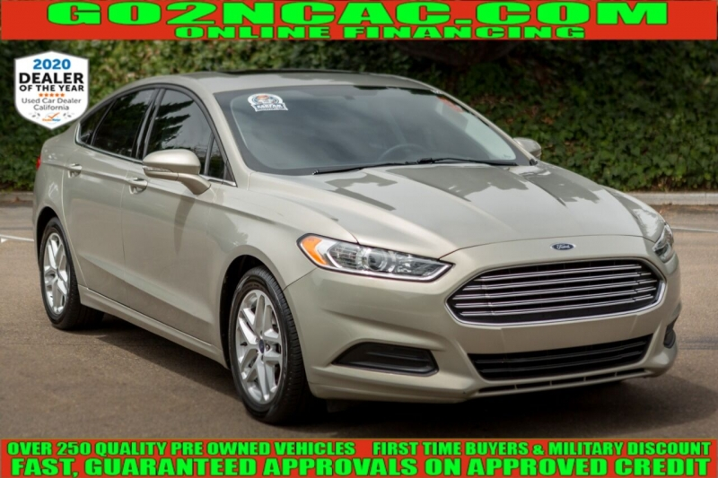 Ford Fusion 2016 price $11,875
