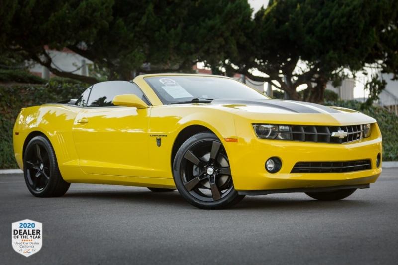 Chevrolet Camaro 2012 price $15,500