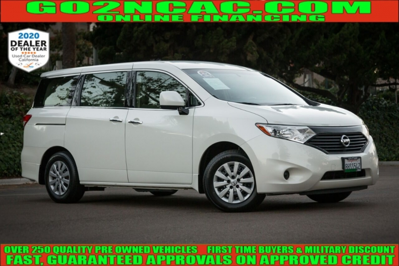 Nissan Quest 2015 price $12,700