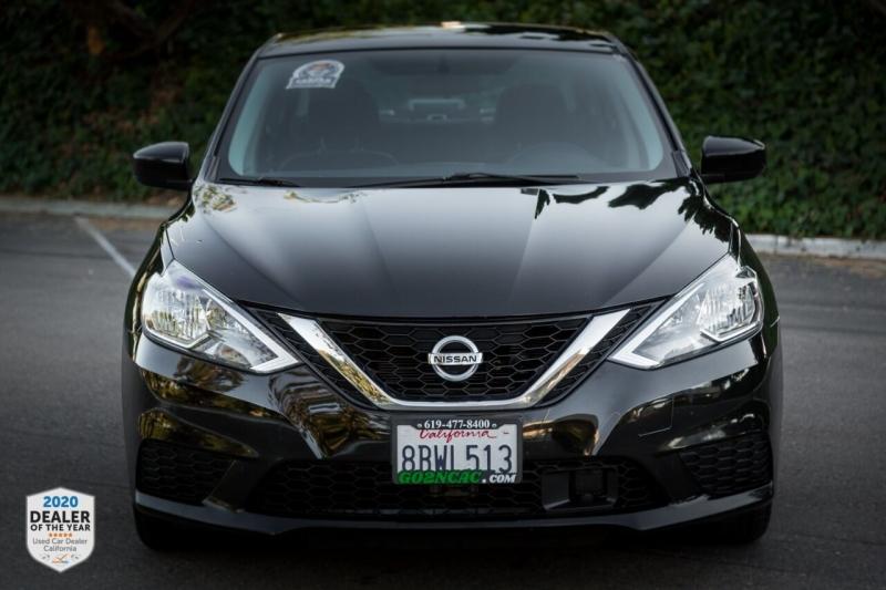 Nissan Sentra 2018 price $12,700