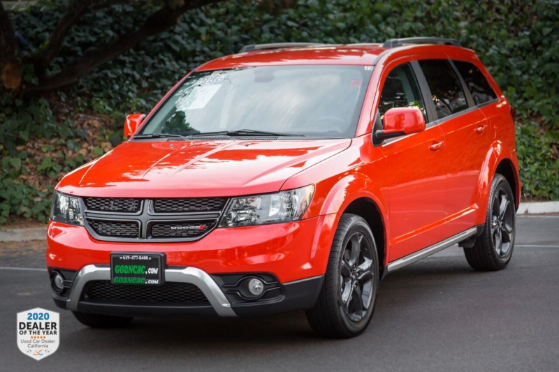 Dodge Journey 2019 price $21,900