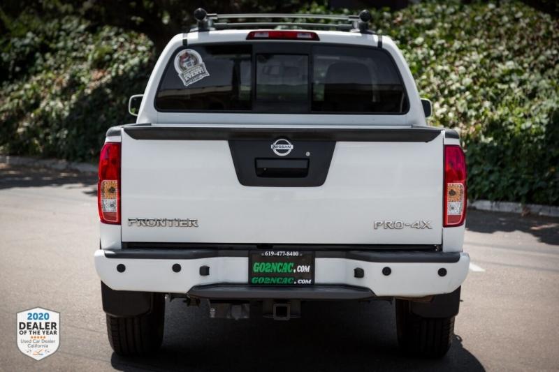Nissan Frontier 2015 price $20,965