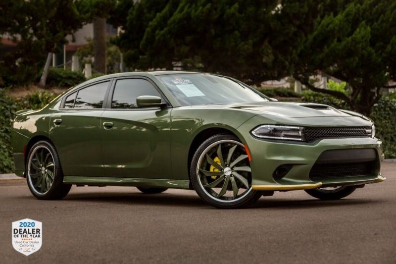 Dodge Charger 2019 price $28,900