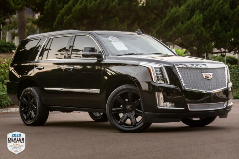 Cadillac Escalade 2016 price $46,700