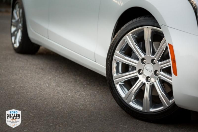 Cadillac ATS 2017 price $23,900