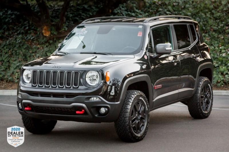 Jeep Renegade 2018 price $23,900