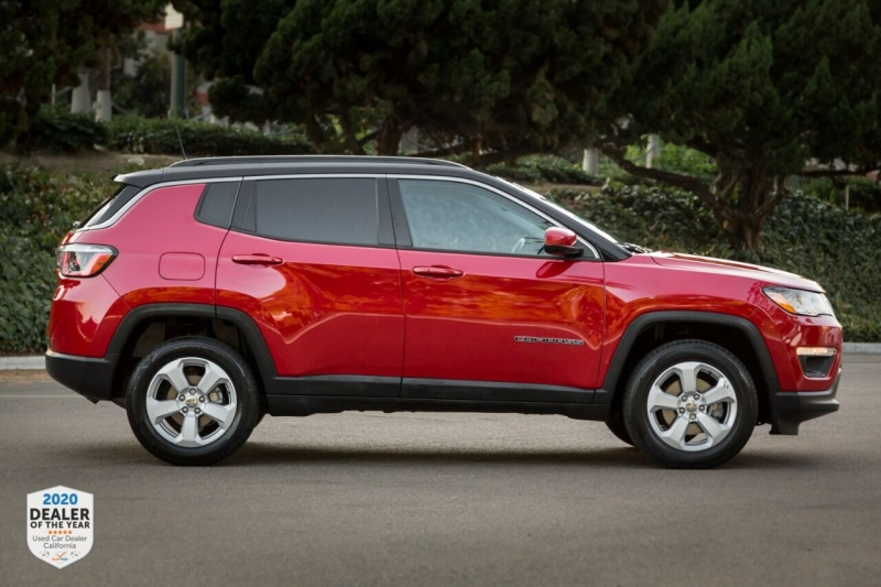 Jeep Compass 2018 price $22,900