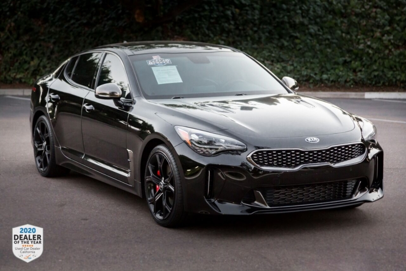 Kia Stinger 2018 price $33,900
