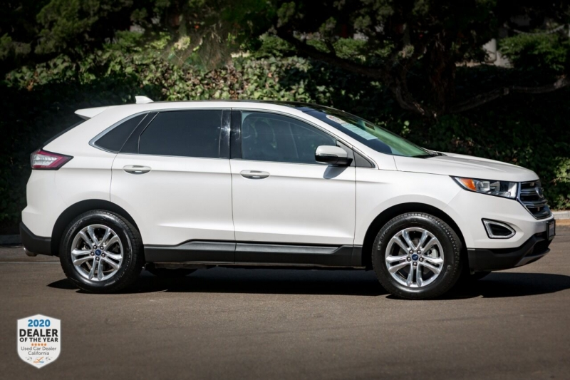 Ford Edge 2017 price $21,900